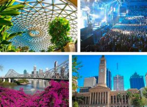 Brisbane, Australia attractions