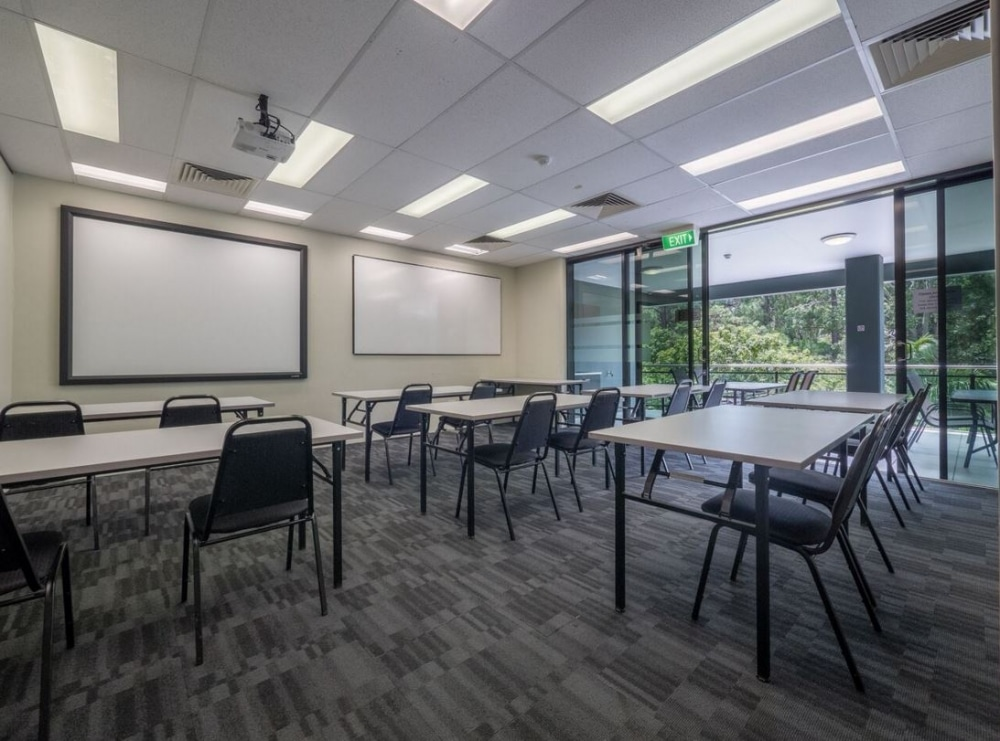 Training Room in GEM College Topaz Campus, Brisbane, Australia